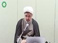 [06] Lecture Tafsir AL-Quran - Surah AL-Qalam القلم - Sheikh Bahmanpour - English