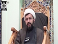 Shahadat of Imam Musa Kazim (A.S) - Maulana Ali Akber Badaei - 14 May 2015 - English