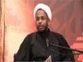 [04] Quranic Lessons from the Story of Prophet Musa   Sh. Usama Abdulghani   Fatimiyya 2015 - English
