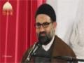 [03] Istaqbaal-e-Ramadhan - Agha Hasan Mujtaba Rizvi - Ramzan 1436/ 2015 - Urdu and English