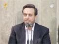 شعرخوانی مجری مراسم انس با قرآن درباره شهدا - Farsi