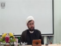 [04] Family in Quran - Moulana Ali Akbar Badiei - 4 Ramadan 1436 - English