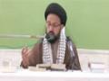 [Lecture] Maah e Ramzan Aur Tarbiyat - H.I Sadiq Taqvi - Ramzan 1436/2015 - Urdu