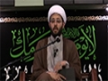[05] Ramadan 1436/2015 - Tafsir Surah Muddathir: Part 3 - Sheikh Amin Rastani - English