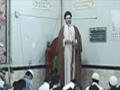 Khutba e Jumaa | Maulana Tehqeeq Hussain Rizvi | 31 Oct 2013 (Bhavnagar Gujarat) - Urdu
