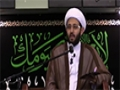 [07] Ramadan 1436/2015 - Tafsir Surah Muddathir: Part 5 - Sheikh Amin Rastani - English