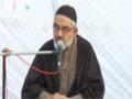 مجلس عزا بسلسلہ وفات حضرت خدیجہ س - H.I Ali Murtaza Zaidi - 28 June 2015 - Urdu