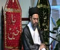 [03] Tafseer Surah Anfaal - H.I Aqeel ul Gharavi - Ramzan 1436/2015 - Urdu