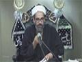 [Lecture 08] Maulana Mirza Mohammed Abbas - 24th Ramadan 1436 - English