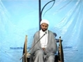 [07] Shujaath | شْجاعت by Maulana Akhtar Abbas Jaun | مولانااخترعباس جون  - Ramzan 1436/2015 - Ur