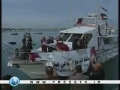 First Arab boat docks in Gaza in defiance of blockade - 20Dec08 - English