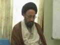 [05] پاکیزہ زندگی کے حصول کی راہیں - H.I Sadiq Taqvi - Ramzan 1436/2015 - Urdu