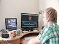 [14] Final Cut Pro X Basics Tutorial - How to use 2 Monitors - English