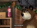 [03] Masha and The Bear - One, two, three! Herringbone, burn! - All Languages