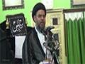 Khuda par Tawakkul - Ayatullah Aqueel ul-Gharavi - 20 Shawwal 1436 - Urdu