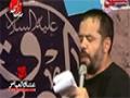 [01] حاج محمود کریمی - ظهر شهادت امام جعفر صادق (ع) 1391 - Farsi