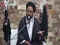 [03] شیطان کے گمراہ کرنے کے طریقے - H.I Sadiq Taqvi - 31 July 2015 - Urdu