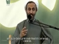(Part 2) H.I. Ali Raza Panahian speech at Imam Raza (as) tomb may 2014 - Farsi sub English