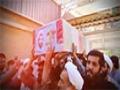 وداع با یکی از 175 غیور غواص کربلای 4 در خبرگزاری رسا - Farsi