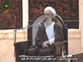 سخنرانی حجت الاسلام صدیقی | مراسم عزای حسینی - Farsi