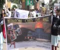 International Quds Day Rally 2015 - Hyderabad, India - Urdu