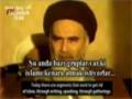 İmam Humeyni - İslam Nizamı Kurulması Hakkında Konuşması - Farsi Sub English Sub Turkish