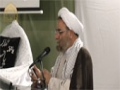 [Jashan-e-Eid-e-Ghadeer 2015] Speech : Maulana Ghulam Hurr Shabbiri - Urdu and English