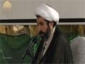[Jashan-e-Eid-e-Ghadeer 2015] Speech : Sheikh Mohammad Ali Shomali - English