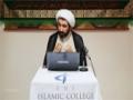 [03] Islamic Belief System - Sheikh Dr Shomali - 31/09/2015 - English