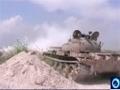 [09 Oct 2015] [Raw footage] Syrian army attacks terrorists in Hama and Idlib - English