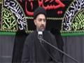 [Majlis 01] Azadari Say Hamara Rishta - Maulana Nusrat Abbas Bukhari - Muharram 1437/2015 - Urdu