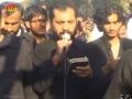 [Noha 2015] MAQTAL KE ANDHAIRON MAI SAKINA KI SADA HAI - Wasim Ul Hasan - DASTA E IMAMIA - Urdu