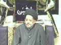 Maulana Razi Jaffar Naqvi - 2nd Muharram 1437 Majlis - 16th Oct 2015 - Urdu