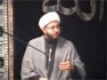 [02] Sheikh Amin Rastani - Muharram 1437/2015 - Islamic Center of MOMIN - English