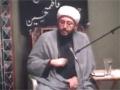 [03] Sheikh Amin Rastani - Muharram 1437/2015 - Islamic Center of MOMIN - English