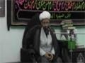 [06] Karbala Itmam-e-Hujjat-e-Ilahi - Agha Basheer Ahemd - Muharram 1437/2015 - Urdu