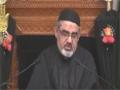 [Majlis 08] Maulana Murtuza Zaidi - Muharram 1437/2015 - Urdu