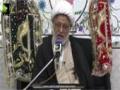 [07] Muharram 1437 - انتظار فرج | Entezar e Faraj - H.I Ghulam Abbas Raesi - Urdu