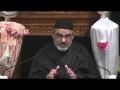 [Majlis 10] Maulana Murtuza Zaidi - Muharram 1437/2015 - Urdu