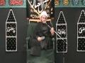 Muharram 1430 - H.I. Hayder Shirazi - Majlis 3 - English