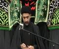 [09] Azadari Say Hamara Rishta - Maulana Nusrat Abbas Bukhari - Muharram 1437/2015 - Urdu