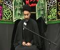 [08] Azadari Say Hamara Rishta - Maulana Nusrat Abbas Bukhari - Muharram 1437/2015 - Urdu