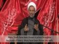 Be a beloved of Imam (as) - H.I Panahian - Farsi sub English