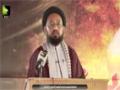 [یوم حسین ع] Speech : H.I Sadiq Taqvi - 20 October 2015 - Urdu University - Urdu