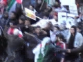Twenty thousand people marched through streets of Toronto for Gaza - 03Jan08 - English