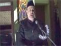 [07] Insani Mashere par Ambiya-e-Elahi ka Asar - 7 Muharram 1437 - Moulana Agha Mujahid Hussain - Urdu