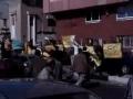 Protest in Egypt against Israel Terror - Dec08 - Gaza massacre - Arabic