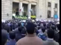 Egyptions protest against Israel - Arabic
