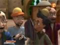 [11] [Animated Cartoon] حکایت سعدی پیامی از خاک - Farsi