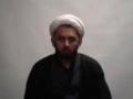 H.I Shamshad Haider - 8Moharram1430 - Nahjul-Balagha - ENGLISH